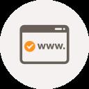 domains, emails & web